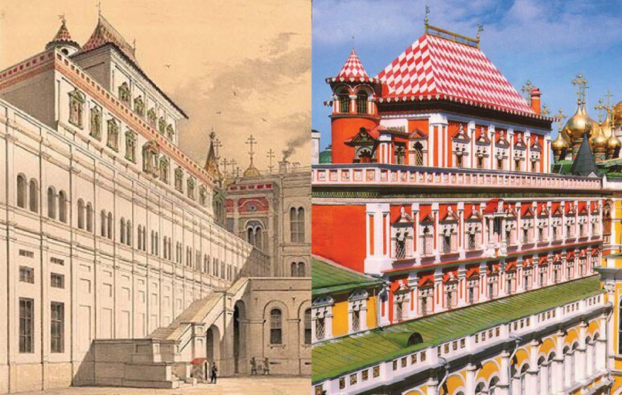 сходными фото теремной дворец понедельникам