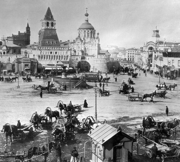 фотографии конца 19 века