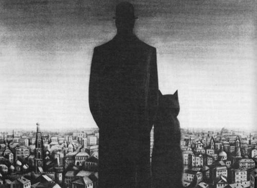 """образ Москвы в """"Мастер и Маргарите"""""""