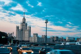 Мой город Москва