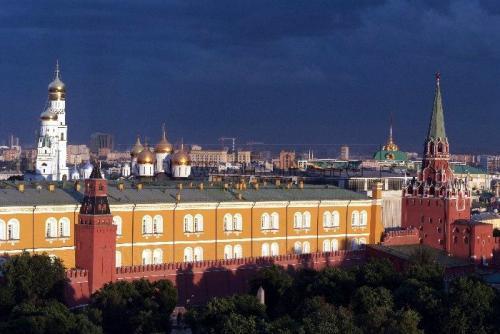 Арсенал, Москва, Кремль