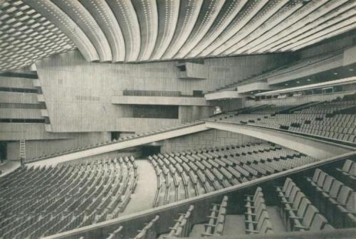 Зал Дворца Съездов