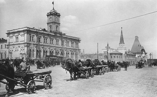 Ленинградский (Николаевский) вокзал