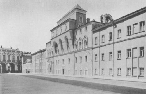 Потешный дворец в СССР