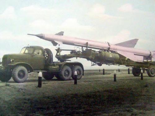 Зенитно-ракетный комплекс С-25 «Беркут»