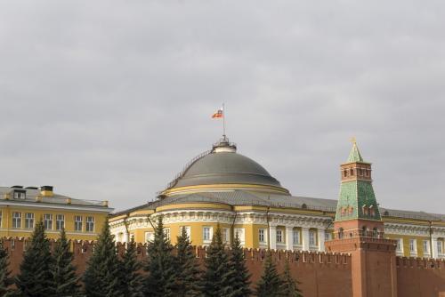 Сенат в Московском Кремле