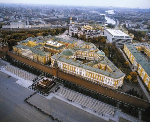 Сенат времен СССР
