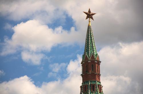Звезда на Водовзводной башне