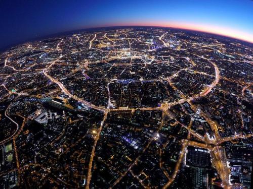 Тепловые энергетические кольца Москвы